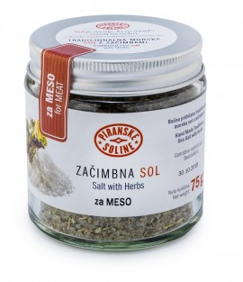 Salt with Herbs for Meat 75g