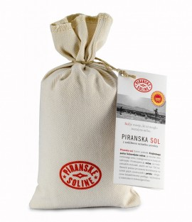 Piran Salt with Protected Designation of Origin 1 kg
